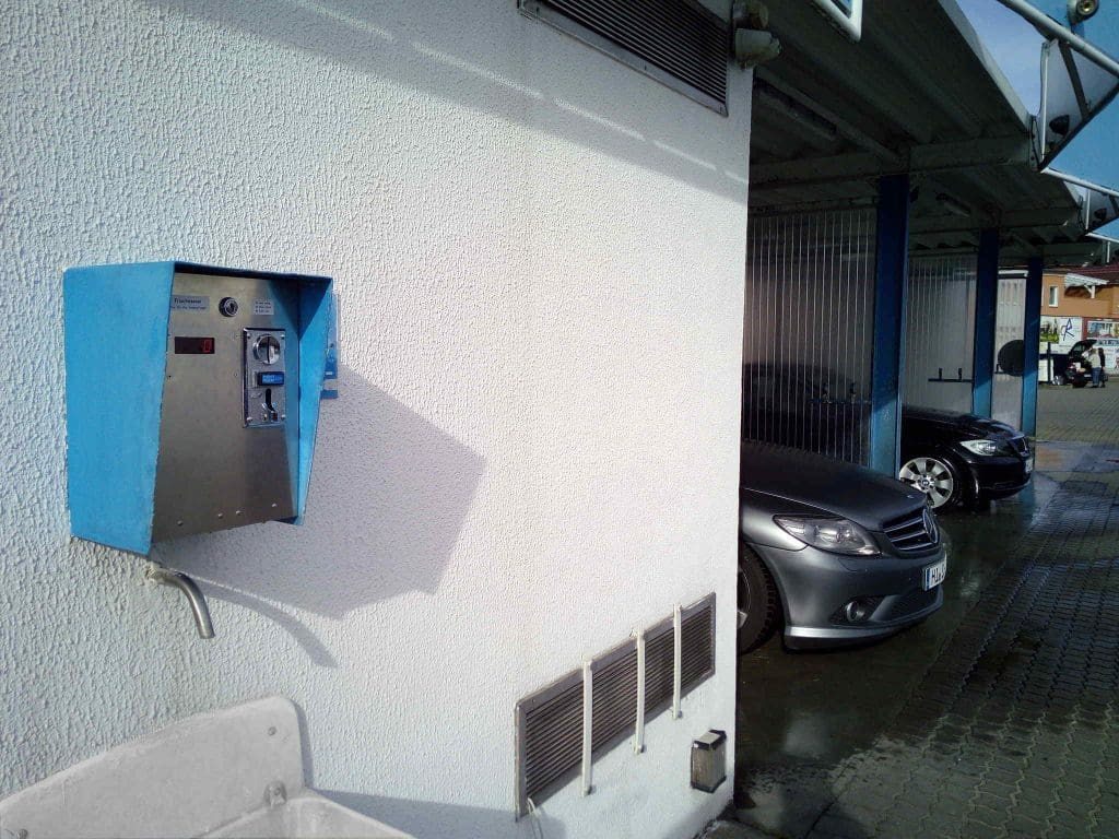 unterbodenw sche auto waschb r die autowaschanlage in. Black Bedroom Furniture Sets. Home Design Ideas